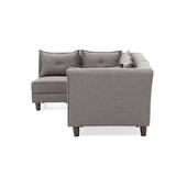 Sofa Mara Modular xam vuong goc