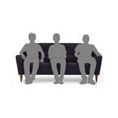 Sofa Torino 3 ghế minh họa