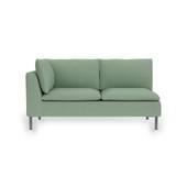 Sofa Bau Modular 2 ghế bất đối xứng