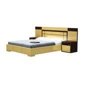 Giường ngủ Honshu veneer