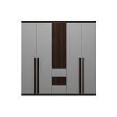 Tủ quần áo Okina gỗ cao cấp