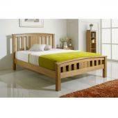 Giường gỗ sồi Royal