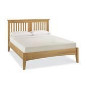 Giường đôi gỗ sồi Hampstead