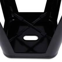 Ghế bar Tolix chân cao màu đen 6