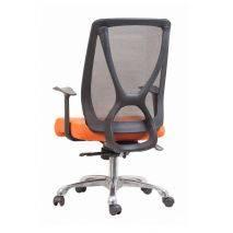 Hinh lung ghế lưới IB8303 2 cần chân hợp kim nhôm cao cấp