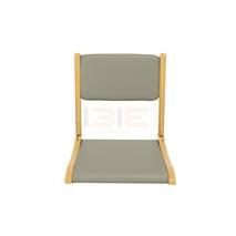 Ghế bệt cao cấp Pisu màu xanh 1