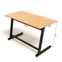 Kích thước bàn Oak-Z đen