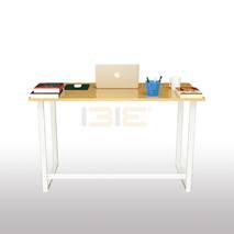 bàn Oak-F trắng gỗ sồi mặt 1