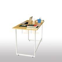 bàn Oak-F trắng gỗ sồi mặt 5