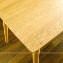 Bộ bàn ăn 4 ghế Cacao màu tự nhiên