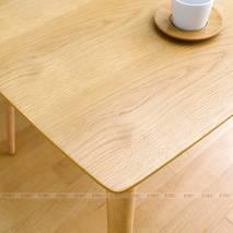 Bộ bàn Bộ bàn ăn 4 ghế Sarah màu trắngăn 4 ghế Grace màu tự nhiên