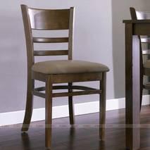 Bộ bàn ăn 4 ghế Ulsan màu antique 4