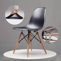 Ghế Eames đen 1