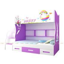 Giường tầng cao Bunny nhiều kích thước