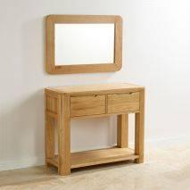 Gương Romsey treo tường gỗ sồi