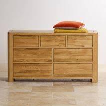 Tủ ngăn kéo Romsey 3+4 gỗ sồi