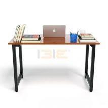 Bộ bàn Rec-T đen và ghế Eames