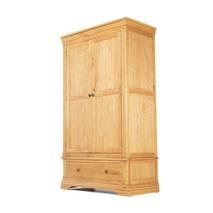 Tủ quần áo Victoria 2 cánh gỗ sồi