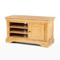 Tủ TV 1 cánh Victoria gỗ sồi