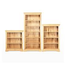 Tủ sách 4 ngăn Victoria gỗ sồi