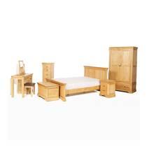 Tủ đầu giường Victoria 1 hộc gỗ sồi