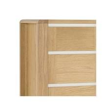 Tủ 5 ngăn kéo đứng Casa gỗ sồi