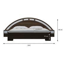 Bộ giường ngủ Kyoto nâu