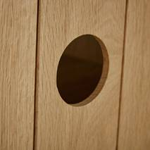 Tủ TV 1 cánh Rivermead gỗ sồi