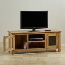 Tủ TV 2 cánh Rivermead gỗ sồi