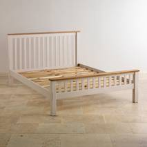 Giường đôi Kemble gỗ sồi