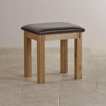 Ghế trang điểm Alto mặt nệm gỗ sồi
