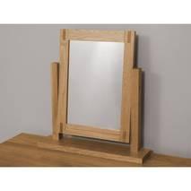 Gương để bàn Alto gỗ sồi