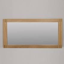 Gương treo tường Alto gỗ sồi