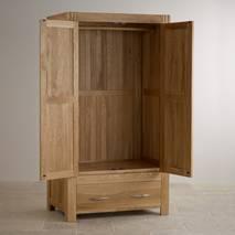 Tủ áo 2 cánh Alto gỗ sồi