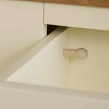 Tủ ngăn kéo 3+2 Country Cottage gỗ sồi