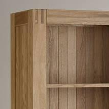 Tủ sách cao Alto gỗ sồi