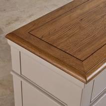 Tủ ngăn kéo 3+2 Shay gỗ sồi