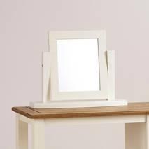 Gương để bàn Shutter gỗ sồi