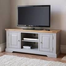 Tủ TV 2 cánh St.Ives gỗ sồi
