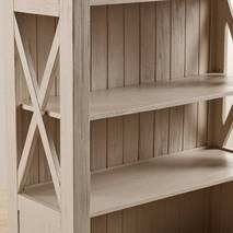 Tủ sách cao Seychelles gỗ sồi