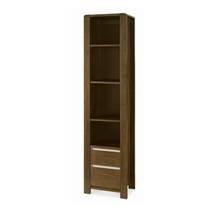 Tủ sách cao Casa nhỏ gỗ óc chó