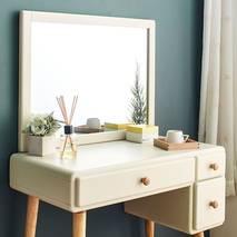 Bộ bàn trang điểm Rora - Ivory