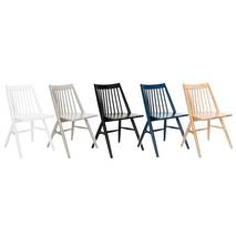 Ghế Spindle nhiều màu