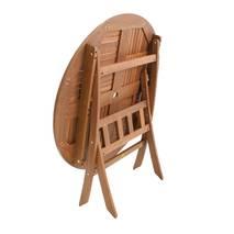 Bộ bàn Punai 4 ghế xếp Sumur