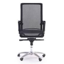 Ghế lưới văn phòng cao cấp Jupiter SB1000 Plus màu đen trước