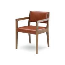 Ghế Rose R001 gỗ óc chó 3