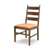 Ghế Rose R007 gỗ óc chó (Walnut)