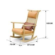 Ghế Rose R012 gỗ sồi