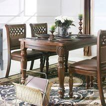 Bộ bàn ăn 8 ghế Columbia