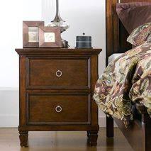 Tủ đầu giường 2 ngăn kéo Tamarack